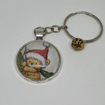 Porte-clé Noël