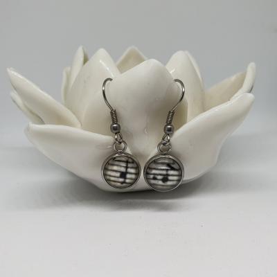 Boucles d'oreilles partition